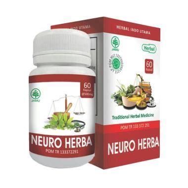 Obat Herbal Indo Utama jual herbal indo utama cakcip neuro obat herbal