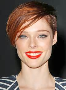 side cut hairstyles 100 hottest short hairstyles haircuts for women