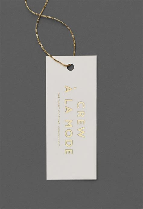 swing tag labels best 25 swing tags ideas on pinterest swing tag design