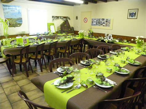 Decoration Anniversaire 50 Ans by D 233 Coration De Table Pour Un Anniversaire 50 Ans