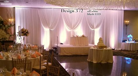 table drapes for weddings wedding reception drapery rectangular wedding