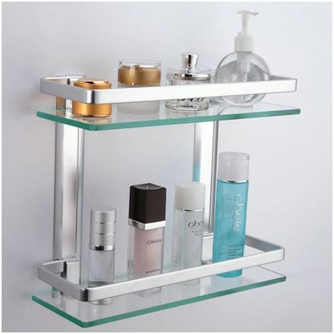 White Wall Corner Shelf Unit Small Bathroom Wall Shelves