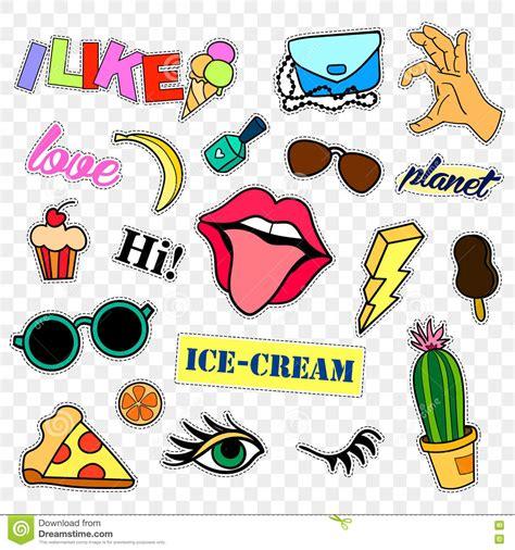 Pop Stickers