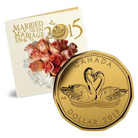2015 royal canadian mint wedding gift set the coin shoppe