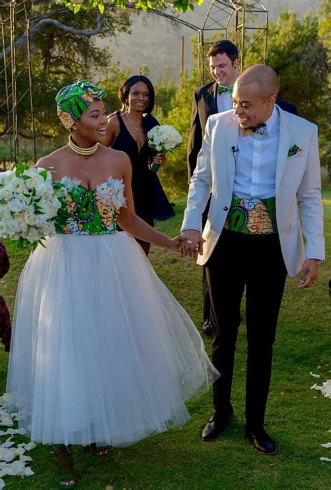 Wedding Blogs South Africa by New York Meets Africa Wedding South Wedding