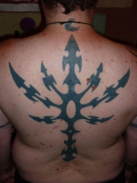 chaos star tattoo designs chaos by javez tmf on deviantart