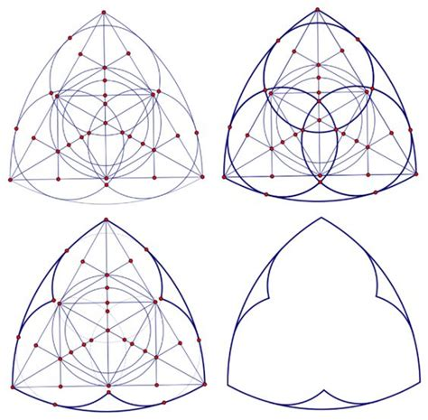 what is the meaning behind the gothic trefoil historic cathedral windows gothic and cathedrals on pinterest
