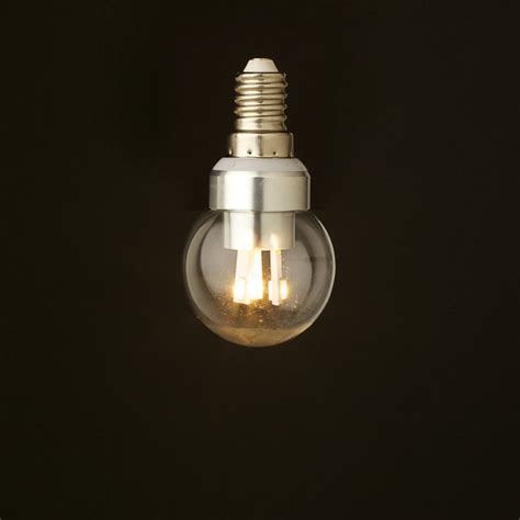 Sale Lu Kulkas Led 2 Watt Fitting E14 Cahaya Kuning 3 watt dimmable led e14 fancy bulb