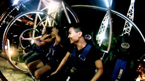 clarke quay extreme swing gx5 extreme swing singapore clarke quay youtube