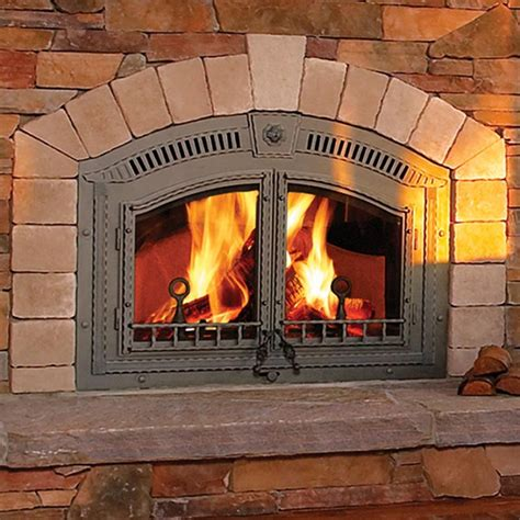 Napoleon Wood Burning Fireplace by Napoleon Nz6000 High Country Wood Burning Fireplace At