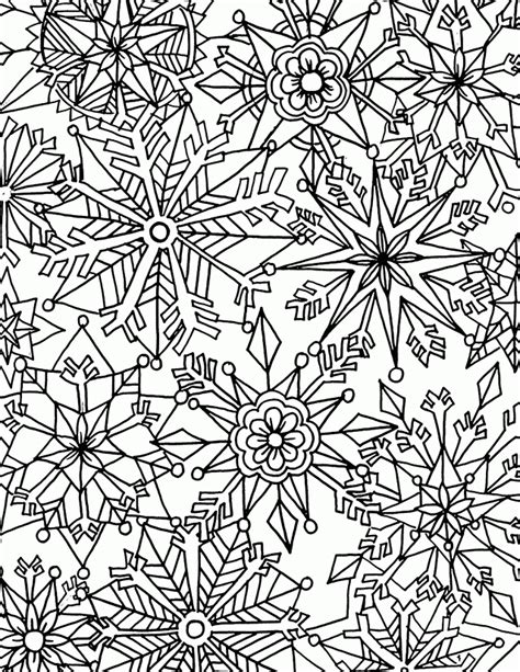 winter coloring pages for adults coloring pages to and print for free