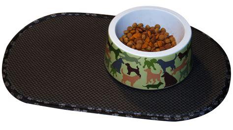 Microfiber Pet Mat by Envision Home Black Microfiber Pet Bowl Mat