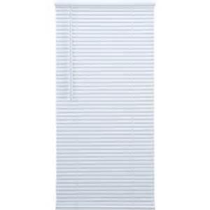 walmart mini blinds sizes windows 1 quot cordless room darkening blinds white