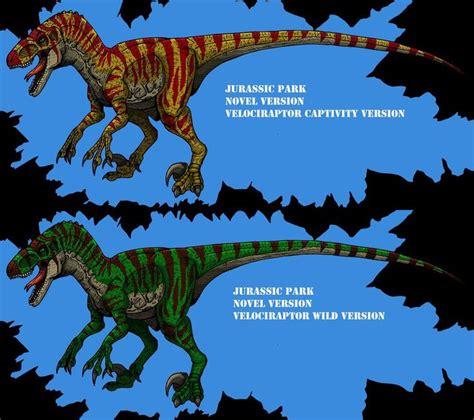 jurassic park a novel jurassic park novel velociraptor updated by hellraptor com on jurassic park
