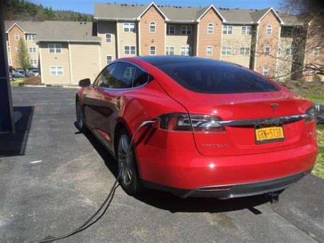 Used Tesla Cars For Sale Used Tesla Model S For Sale 45000 Albamy Electric