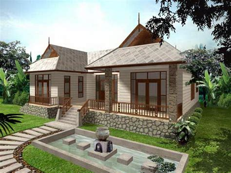 one story home designs modern single story house plans your home