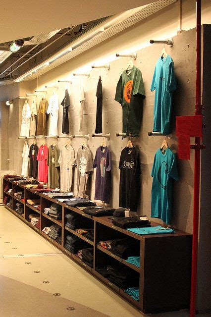 Shop Racks Designs 25 Best Ideas About Clothing Store Displays On