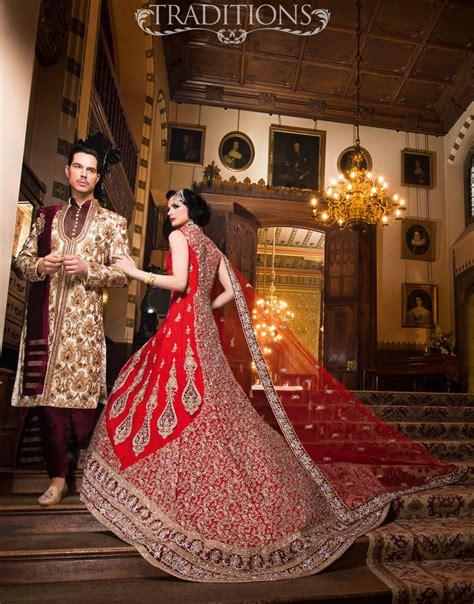 Wedding Dresses Wear by Asian Bridal Wear 2 Traditionsonline
