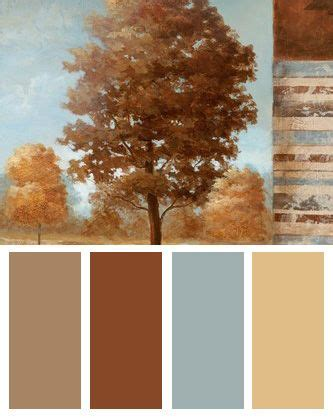 colors fall and fall color palette on