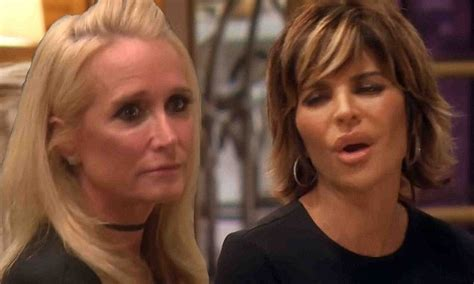 What Is Kim Richards Talking About With Lisas Husband | what is kim richards talking about with lisas husband