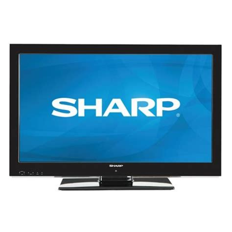 Tv Led Hd 24 Inch buy sharp lc24e240e 24 inch hd 1080p led backlit tv with freeview from our small screen tvs
