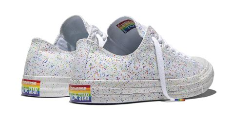 Converse Pride LGBTA Rainbow Sneakers   Sole Collector