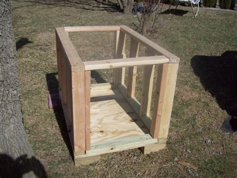 how to build a simple dog house step by step how to build a simple doghouse