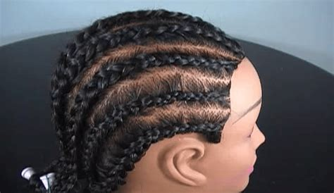 braided hairstyles to the scalp scalp braids hairstyles hair is our crown