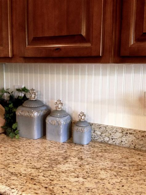beadboard wainscoting kitchen backsplash kitchen magnificent brown wooden cabinets with white beadboard
