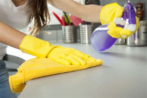 cleaning kitchen how to clean your house after it s been invaded by cold or