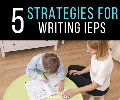 talented teachers empowered parents successful students classroom strategies for including all families as allies in education books 5 strategies for writing ieps to ensure student success