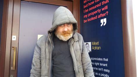 Allen Is Homeless by Martin Is Homeless In Henley Henley Herald