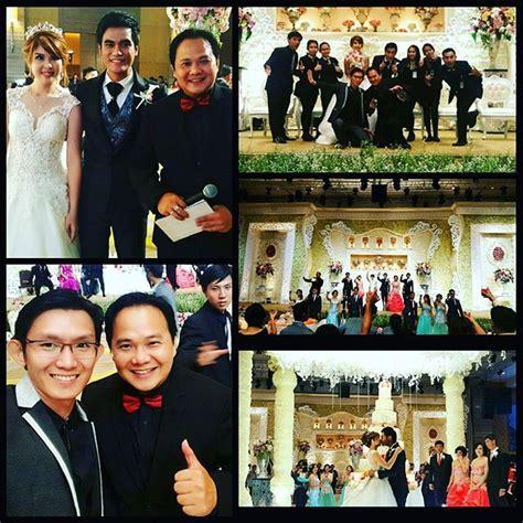 Sausalito Wedding Organizer Jakarta mc suwendi zhang with velvet entertainment sausalito