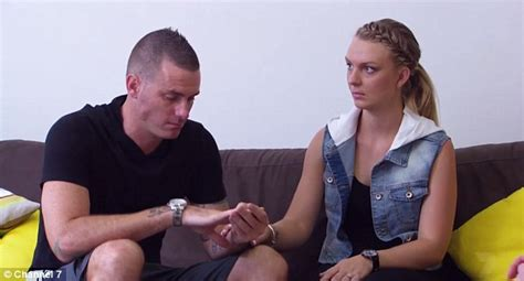 seven year switch s brad and tallena keep a low profile seven year switch s brad proposes to fianc 233 e tallena for a