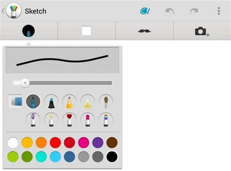 doodle drawing app how to install sony s sketch drawing app on your nexus 7