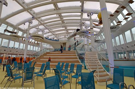 aidaprima four elements an bord der aidaprima aida kreuzfahrten aida cruises