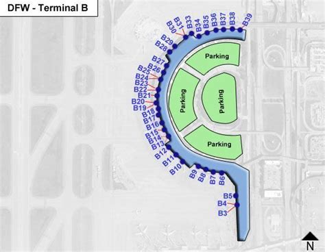 map of dallas airport dallas fort worth dfwairport terminal map terminal c
