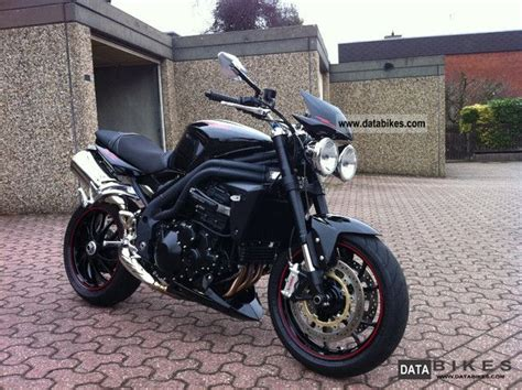 2009 Triumph Speed Triple 15th Anniversery Special Edition