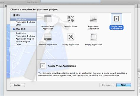 xcode webview layout objective c iphone app uiwebview basics in xcode