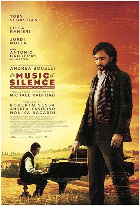 la musica del silencio la m 250 sica del silencio 2017 filmaffinity