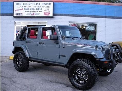 Boone Jeep Buy New Amazing In Anvil Another Rubitrux Conversion