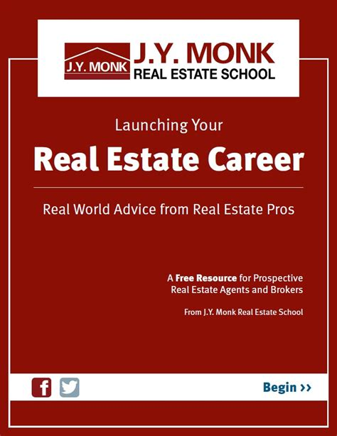 Mba In Real Estate Careers by How To Become A Carolina Real Estate Steps