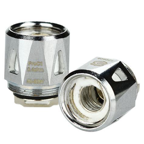 Joyetech Proc1 S 0 25ohm Mtl Atomizer Replacement Spare Parts joyetech proc1 dl coils 5 pack vapezone