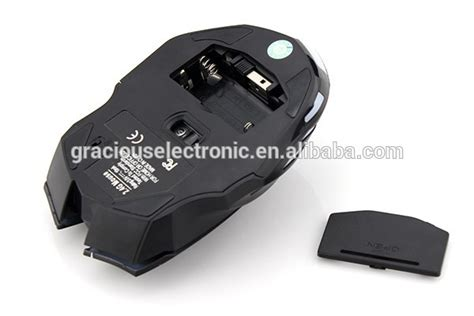 102 1600dpi 6d Wireless Optical Mouse Black Yellow driver 6d optical usb wireless gaming mouse for