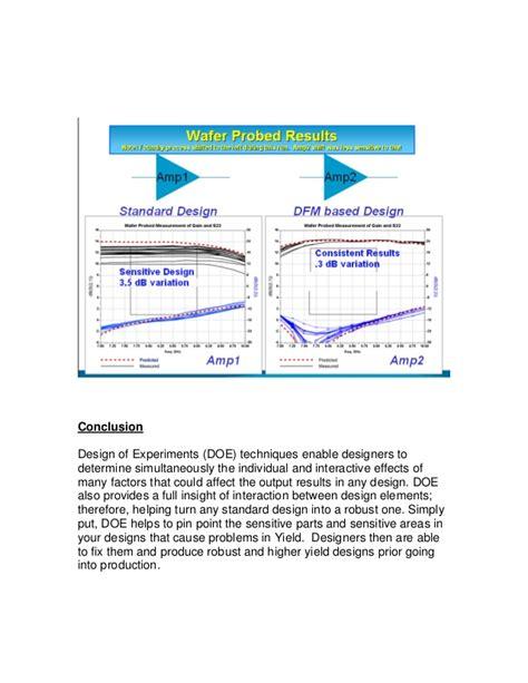 tutorial design of experiments design ofexperimentstutorial