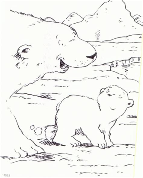 coloring pages the little polar bear the little polar bear coloring pages coloringpages1001 com