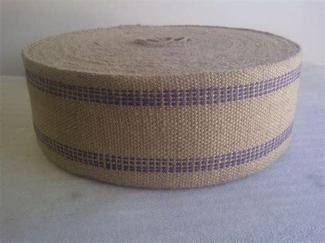 Jute Upholstery Webbing by Blue Purple Jute Upholstery Webbing Per Foot Jw Blue 1