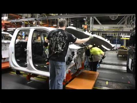 line motors gm assembly line
