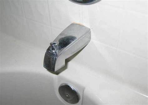 Fixing A Bathtub Faucet by Bathroom Bathtub Spout Faucet Repair Bathtub Faucet