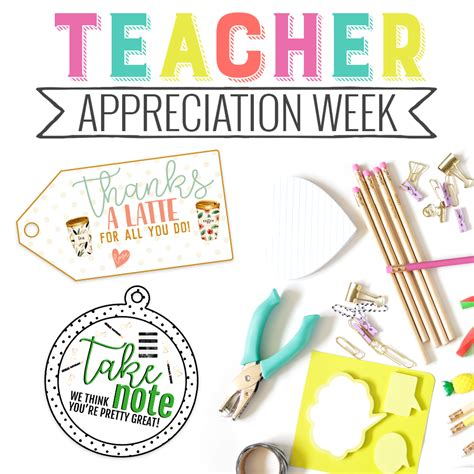 Appreciation Week 2017 Card Templates by Appreciation Printable Tags Freebie Jumping Jax